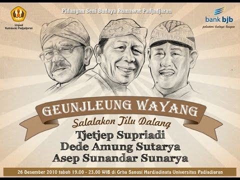 GENJLEUNG WAYANG, R.Tjetjep Supriadi, Dede Amung Sutarya, Asep Sunandar Sunarya DISC 3
