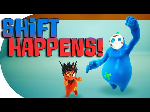 "Shift Happens! | ""WE ARE IN THIS GAME!"" (Co-op w/ H2O Delirious) (EP2)"