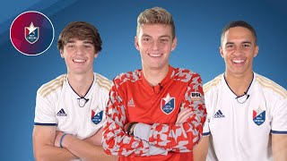 NCFC Announces Three 2020 Academy Contracts
