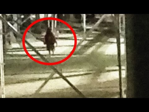 5 Creepy Unexplained (Human??) Creatures Caught on Camera