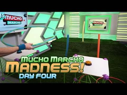 Mucho Marcho Madness  Day Four Recap!