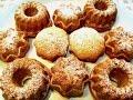 Вкусно - кексы с изюмом на сметане маффины  рецепт