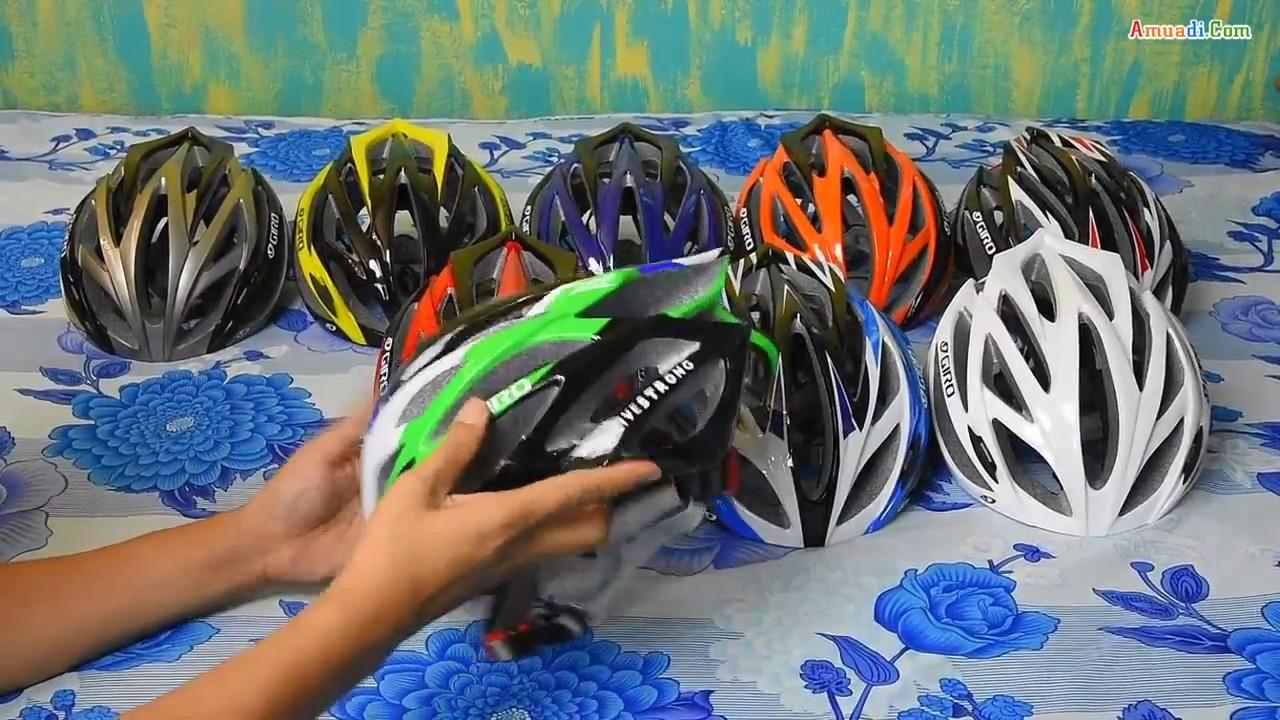 Amuadi.Com – Giro Bóng, Mũ Nón Bảo Hiểm Xe Đạp Thể Thao Giro Bóng