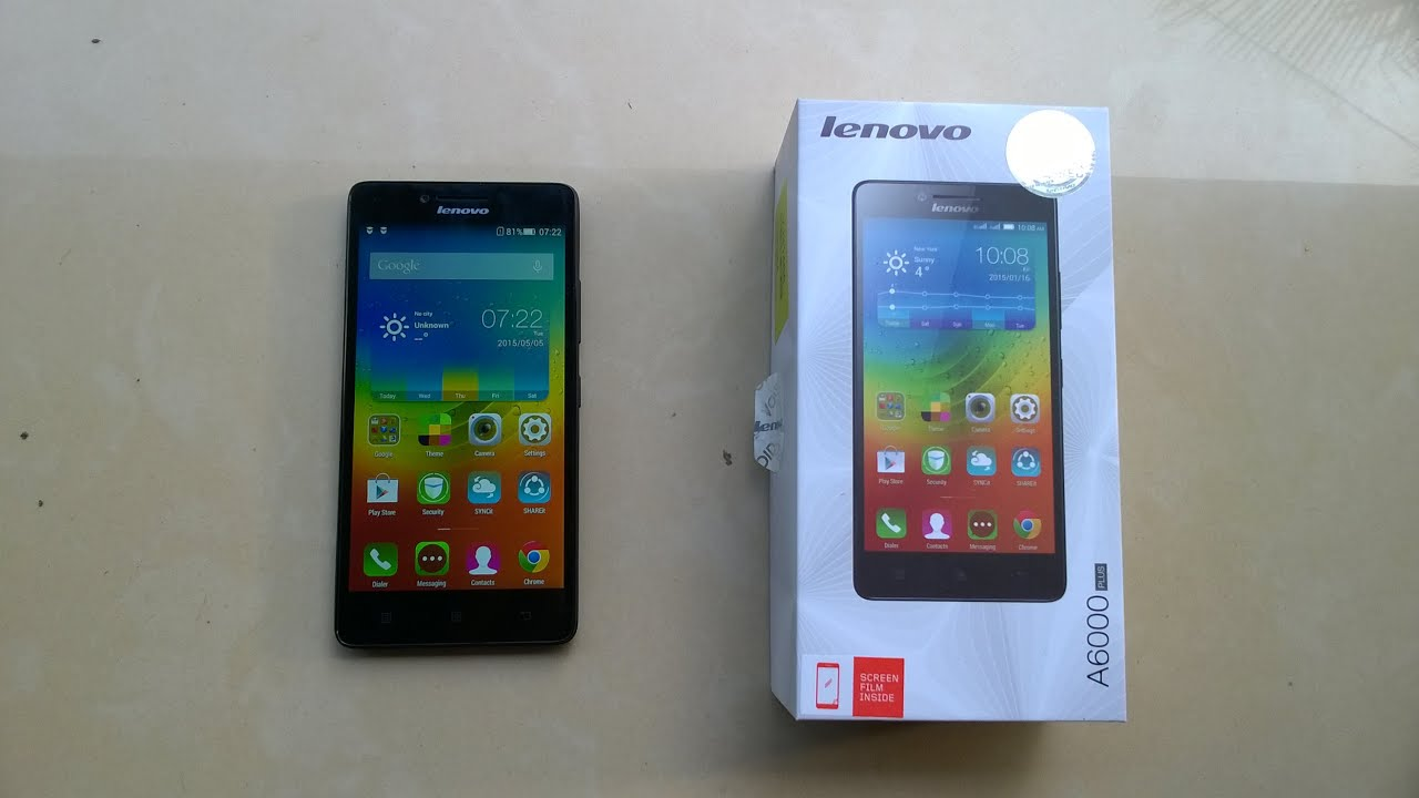 lenovo A6000 Plus Review Camera/battery/heating/Dolby sound