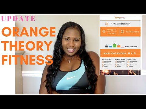 Orange Theory Fitness Update
