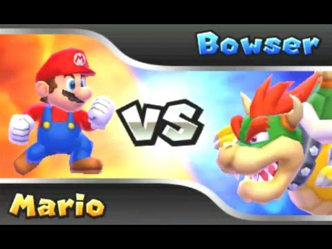 Mario Party Island Tour Dry Bowser Boss Battle