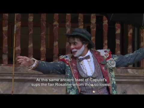 Romeu e Julieta - Globe Theatre  (Grupo Galpão)