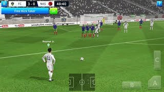 Dream League Soccer 2019 Android Gameplay #16