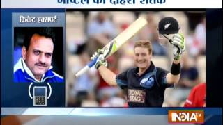 ICC Cricket World Cup 2015: Martin Guptill Hits Double Century against West Indies - India TV
