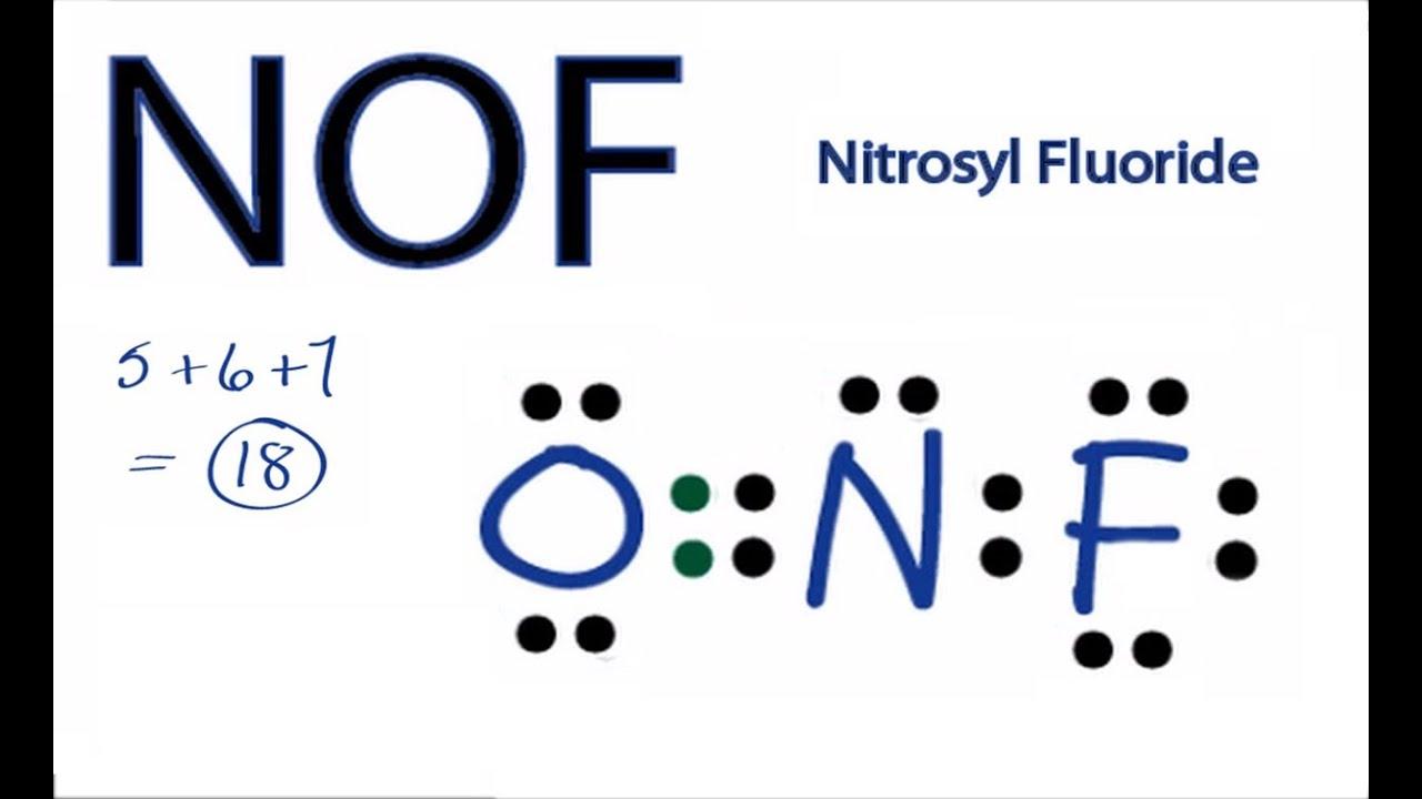Structure Of Nitrogen