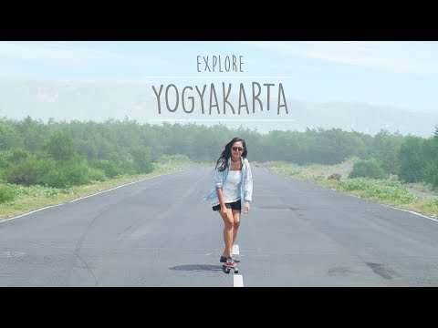 EXPLORE YOGYAKARTA : Culture, Nature, Food