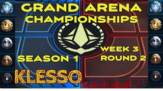 Grand Arena Championships Season 1 Week 3 Round 2