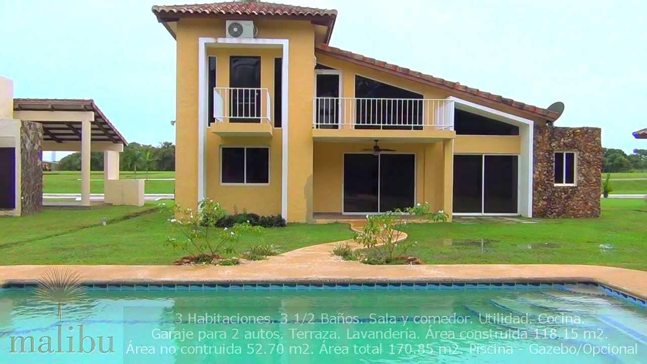 Malibu panam gorgona casa modelo imperial en venta for Casa de campo en sevilla para alquilar