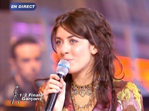Grégory Lemarchal, Nolwenn Leroy - Hymne à L'amour [Live 2004] (High Quality)