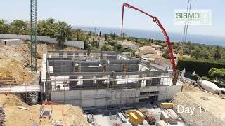 Строительство домов в Анапе по инновационной технологии Sismo / Видео