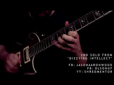 "D Phrygian Dominant Solo (Ol Sonuf ""Dizzying Intellect"")"