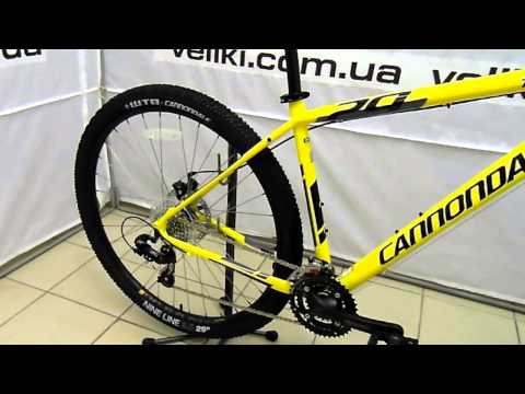fcd79122603 Обзор велосипеда Cannondale TRAIL 29'ER 7 2014 - YouTube