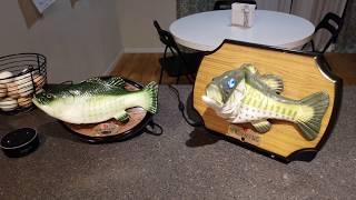 New Big Mouth Billy Bass vs. DIY Alexa Big Mouth Billy Bass