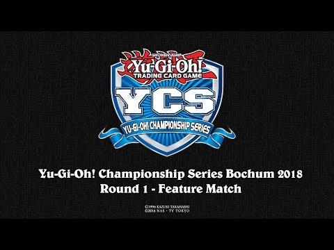 YCS Bochum 2018: Round 1 Feature Match