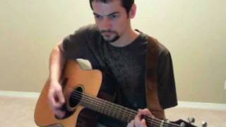 he by jars of clay acoustic cover