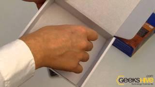 Portable Hard Drive - Wallet Drive 640Gb Verbatim - Unboxing by www.geekshive.com