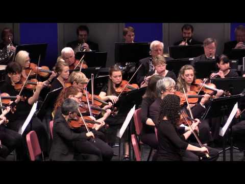 Raleigh Symphony Orchestra - Symphony No. 7 in C Major, Opus 105 -- Jean Sibelius