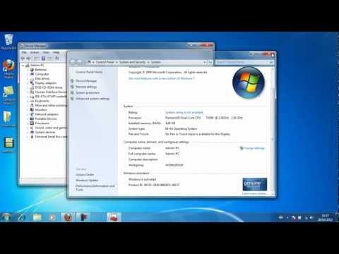Como instalar drivers após formatar seu pc,ou apenas para atualizar(windows 7)