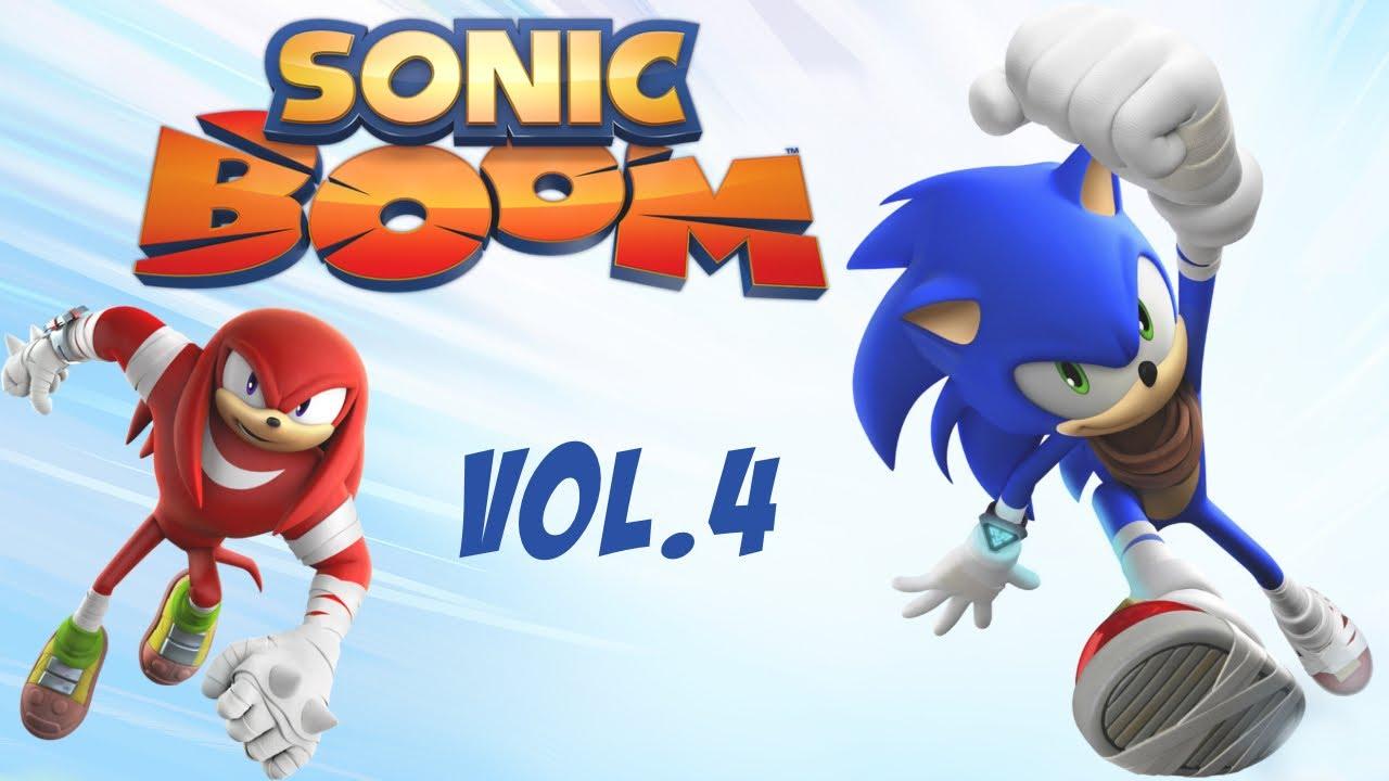 Sonic Boom en Español Latino l Capitulos Completos | Recopilación #4