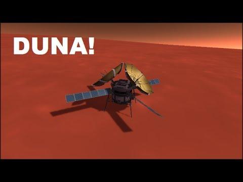 [ITA] Kerbal Italia Space Program #18: DUNA!