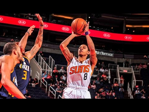 Tyler Ulis 2016-17 NBA Season Highlights Part 1 (AMAZING! MUST WATCH)