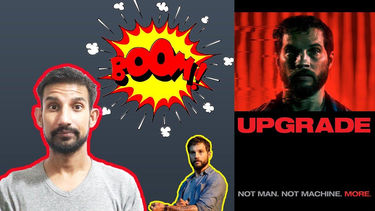 Upgrade Movie Review | Logan Marshall-Green, Melanie Vallejo, Steve Danielsen, Harrison Gilbertson |