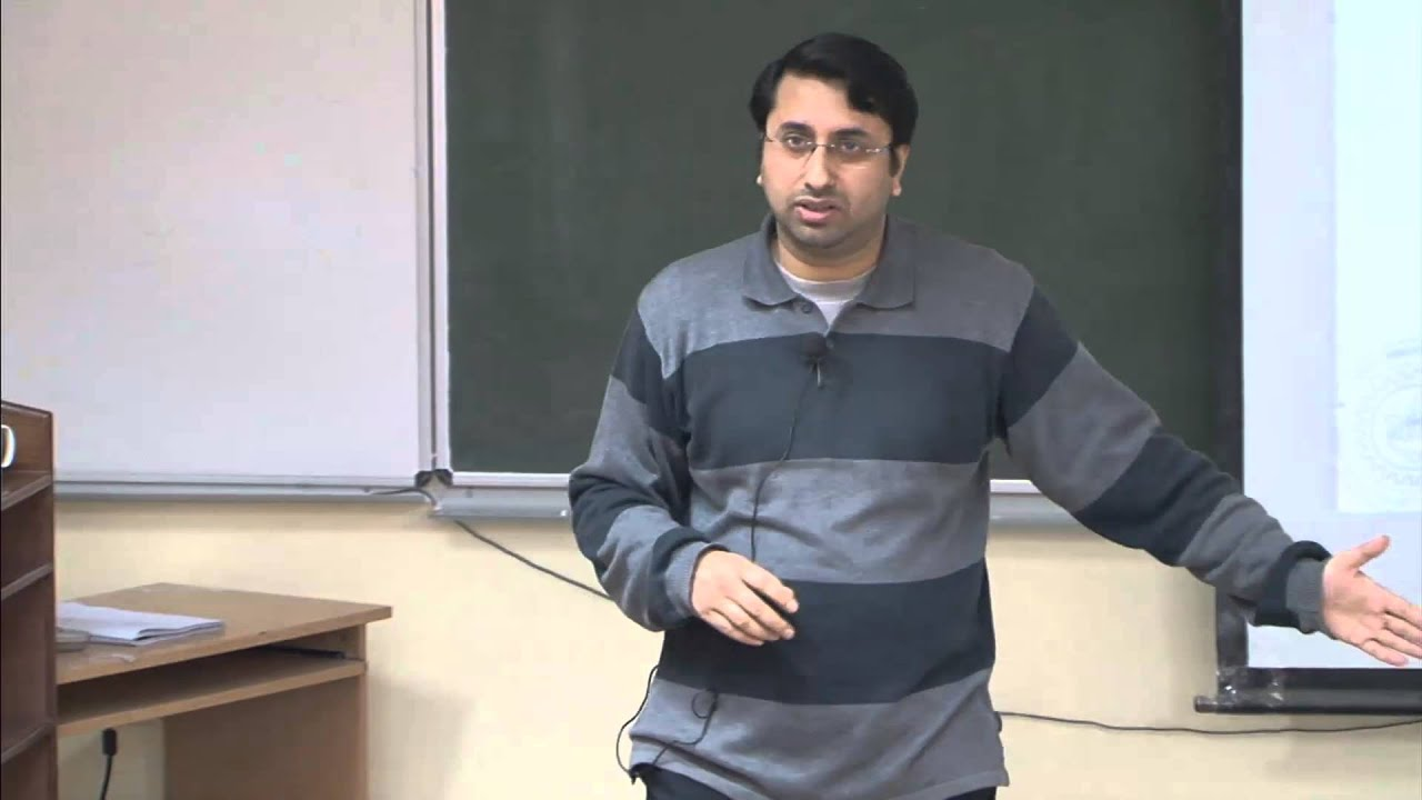 Mod-01 Lec-11 Basic pipelining, branch prediction
