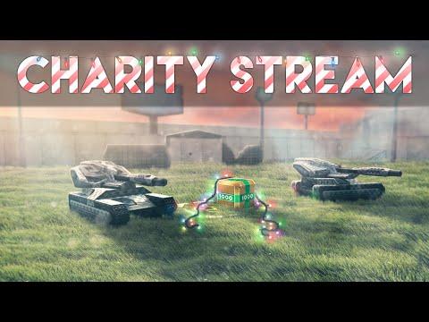 Tanki Online Charity Stream (day 1/3)