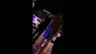 Mossos gehen in LLoret auf Jugendliche los