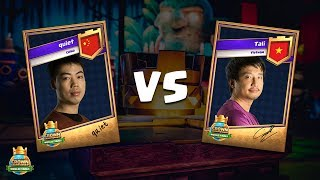 CCGS World Finals Quarter Finals - Quiet vs Tali