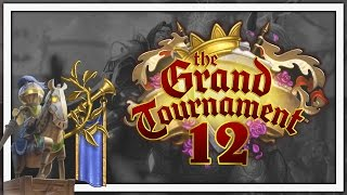 Hearthstone: The Grand Tournament Review - Part 12 - 132 Cards in 1 Hour (Expansion)