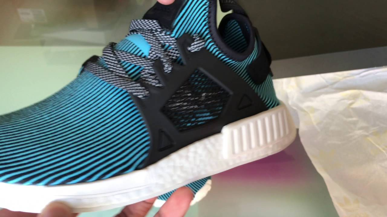 77d77c7824f6a Adidas Nmd Xr1 Cyan On Feet kenmore-cleaning.co.uk