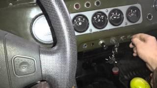 Стартер на УАЗ 469 (Старый и новый редукторный)