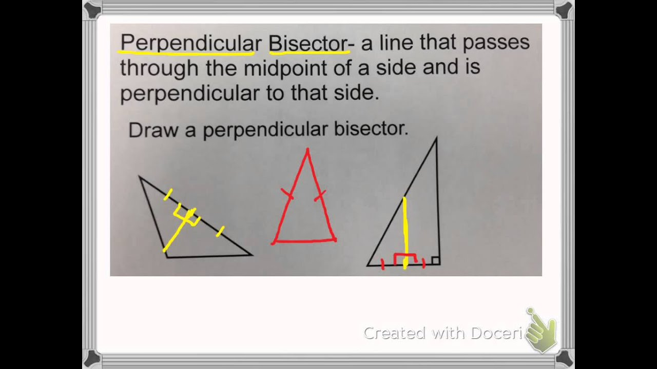 worksheet Special Segments In Triangles Worksheet geometry lesson 4 a special segments in triangles lessons tes triangles