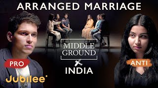 Are Arranged Marriages Outdated?   Middle Ground INDIA