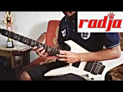 RADJA - Pelarian Cinta (Guitar Cover Left Hand)