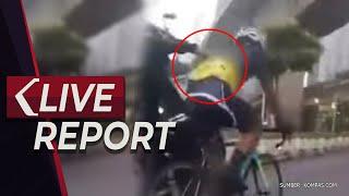 LIVE - Polisi Ungkap Kasus Penjambretan Pesepeda di Sudirman