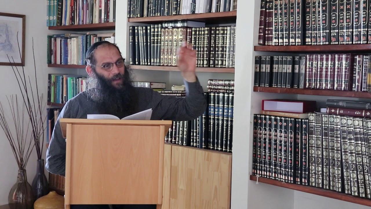 הרב נתן אופנר | מגיד (ד) בירור ההבדל בין מצרים לישראל