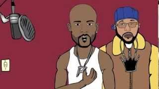 VladTV ist Wahr Hip-Hop-Geschichten, in der Hauptrolle: DJ Kay Slay & DMX