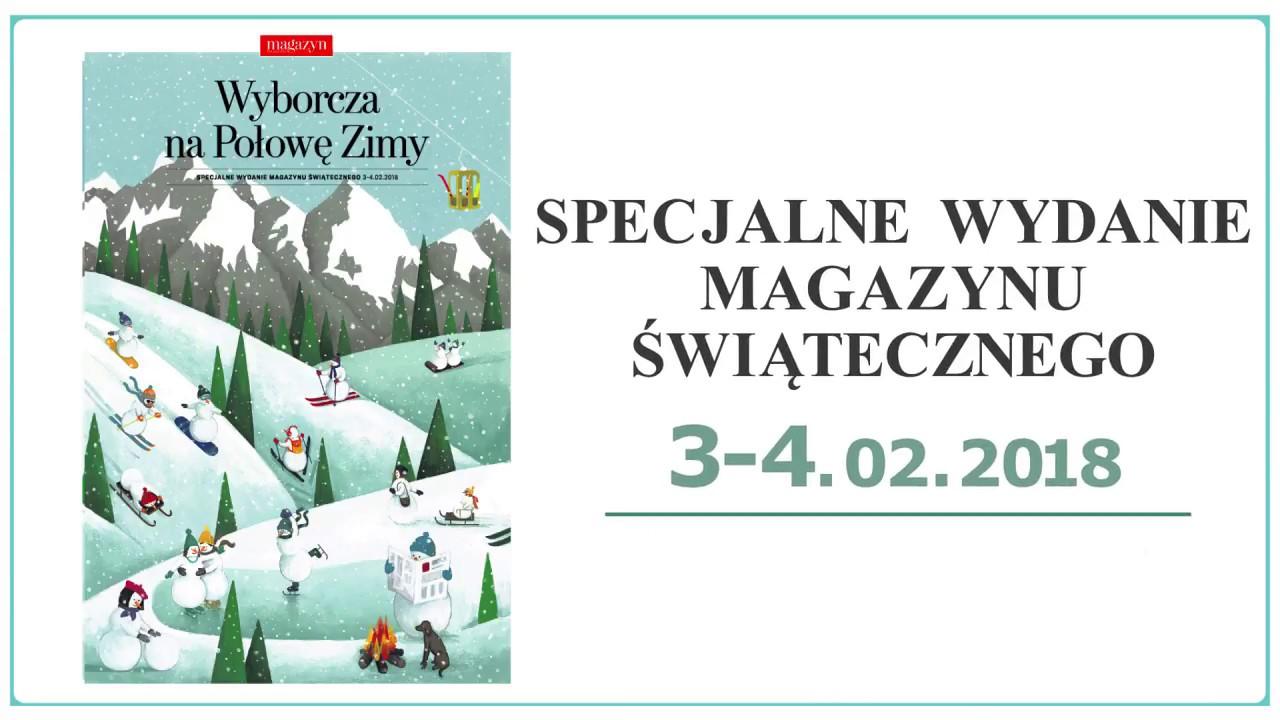 """""""Wyborcza na Połowę Zimy"""" w sobotę 3 lutego"""