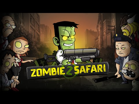 Zombie Safari 2 [Android / iOS / Windows Game]