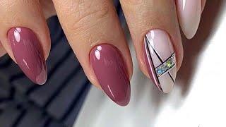 Модный маникюр на каждый день 2021 главные тренды идеи фото маникюра Красивый дизайн ногтей