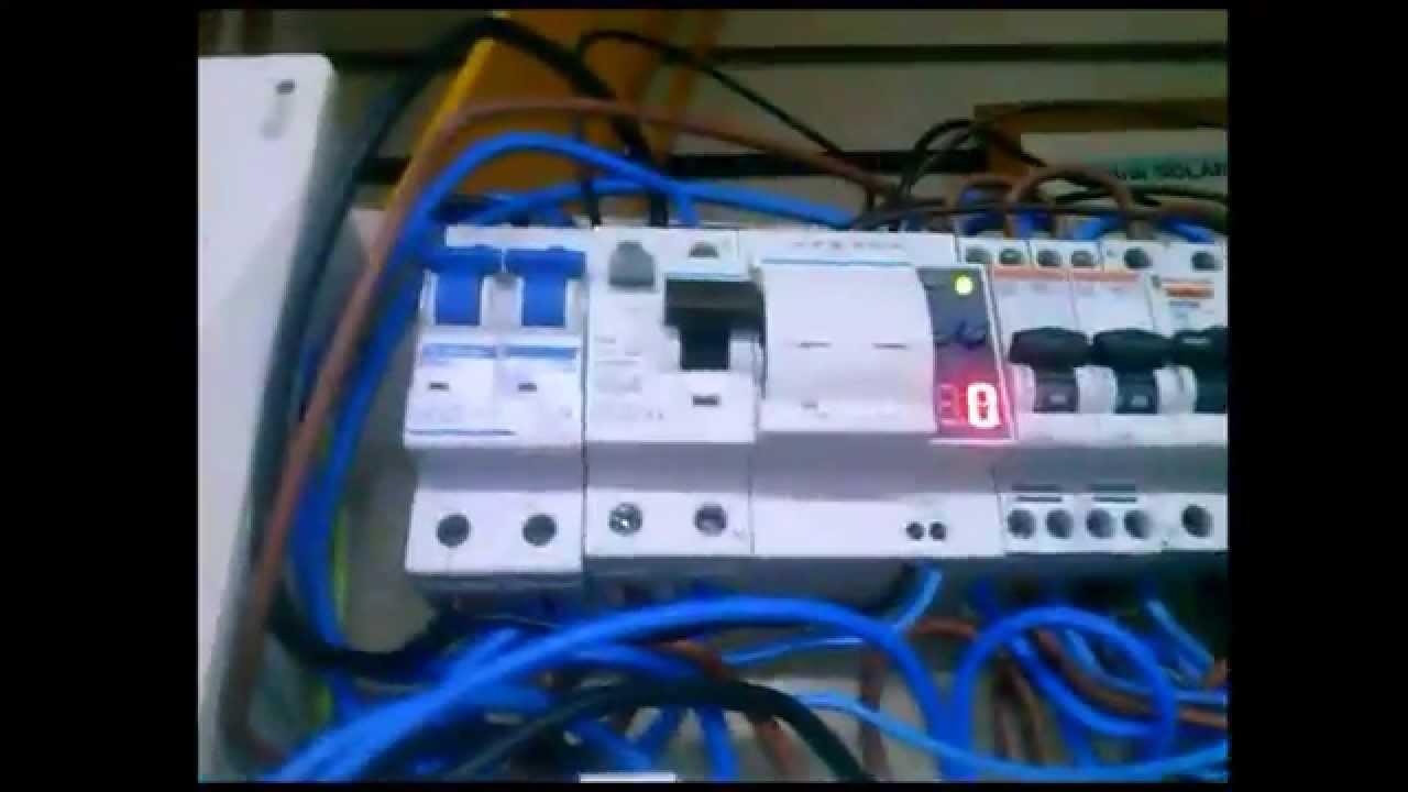 7 sustitucion interruptor diferencial por un interruptor for Diferencial rearme automatico