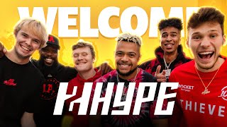 HOW 2HYPE JOINED 100 THIEVES!