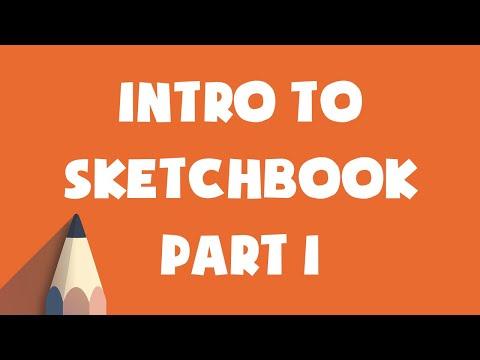 Intro to Autodesk Sketchbook